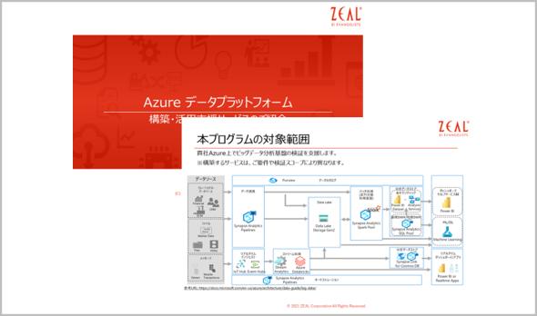 【事例】Azureデータプラットフォーム
